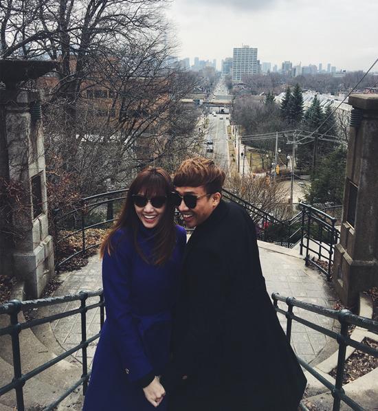 Trấn Thành, Hari Won đi nước ngoài để hâm nóng tình yêu