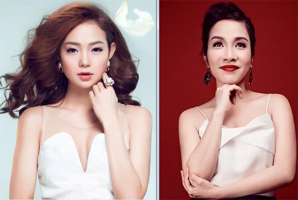 Mỹ Linh, Minh Hằng biểu diễn tại Hàn Quốc