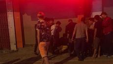 Công an Hà Nội truy tìm nhóm thanh niên hung hãn