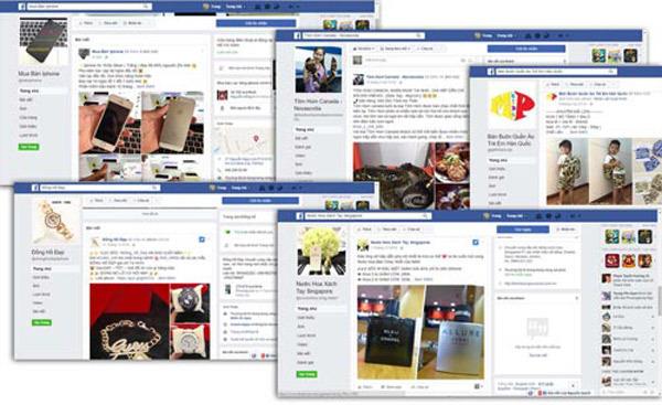 Thu 2 tỷ/tháng từ chợ facebook và chuyện tìm kim trong đống rơm