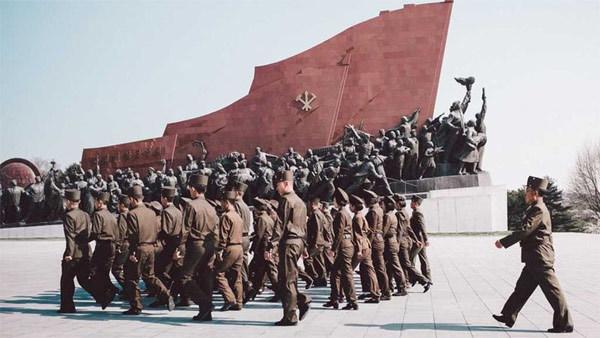 Xem cảnh đời thường ở Triều Tiên