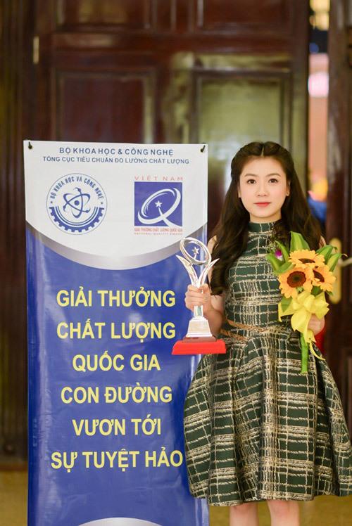 Tân Á Đại Thành giành Giải thưởng Chất lượng Quốc gia 2016