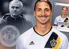 Ibrahimovic bỏ sang Mỹ, MU mang Lewandowski về thay