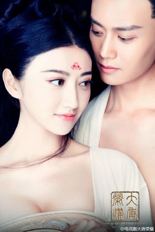Cảnh Điềm, Võ Mị nương truyền kỳ, phim Trung Quốc, phim nước ngoài, phim truyền hình