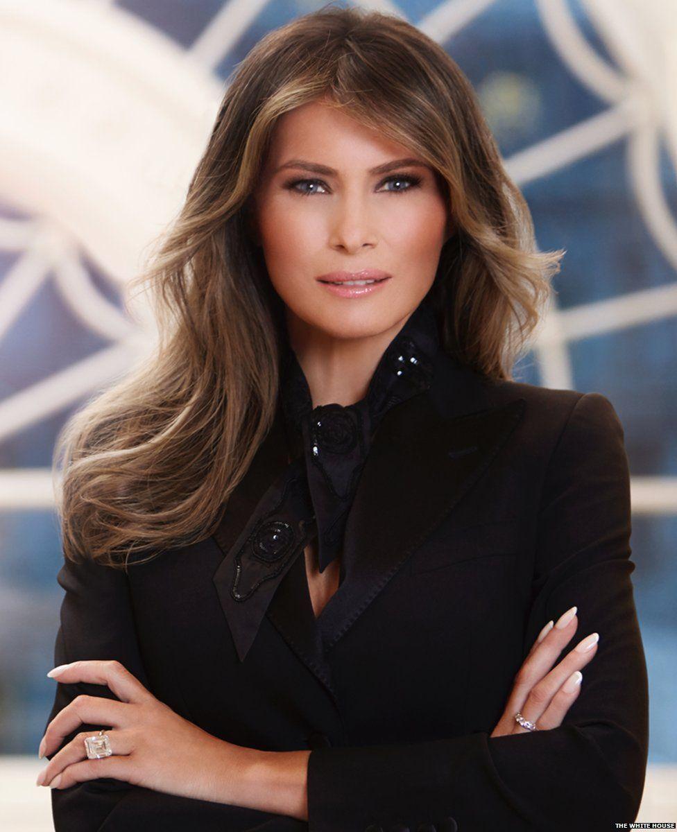 Tiết lộ thú vị về ảnh chân dung Đệ nhất phu nhân Mỹ