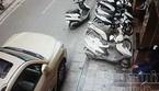 Camera lật mặt nhóm trộm đâm thủng lốp Fortuner lấy 1,6 tỷ