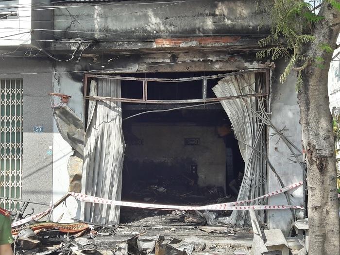 cháy nhà trong đêm, hỏa hoạn, cháy nhà Đà Nẵng