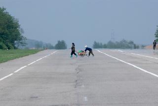 Hình ảnh Triều Tiên vào giờ cao điểm