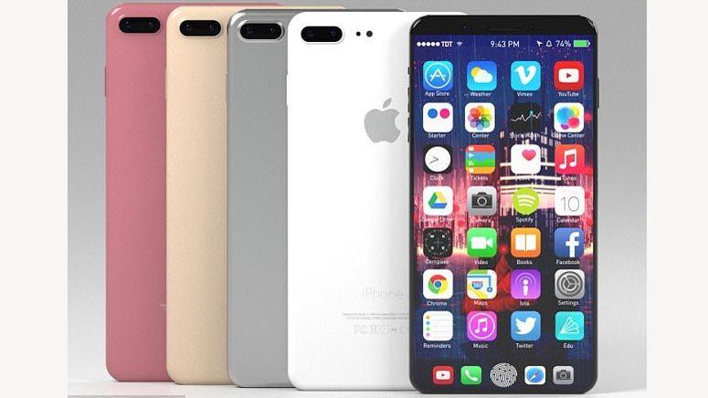 iPhone 8 sẽ có giá khởi điểm 850 USD?