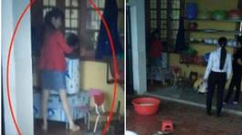 Cách chức hiệu trưởng mầm non dọa thả học sinh vào máy vặt lông gà