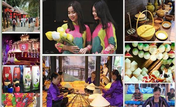 Festival làng nghề truyền thống Huế