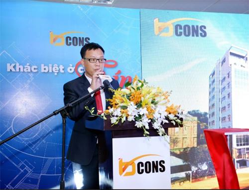 B.I.M- công nghệ đưa Bcons vào top đầu DN ngành xây dựng
