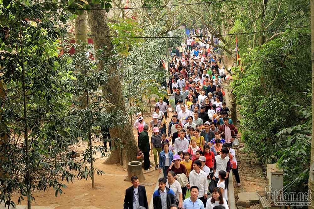 Giỗ tổ Hùng Vương, Giỗ tổ, lễ hội Đền Hùng, Phú Thọ, lịch sử Đền Hùng