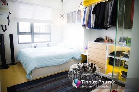 căn hộ, căn hộ cao cấp TP.HCM, thiết kế căn hộ, thiết kế căn hộ với không gian xanh