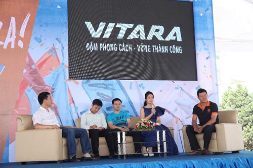 Ngày hội Vitara kết nối cộng đồng Suzuki Việt Nam