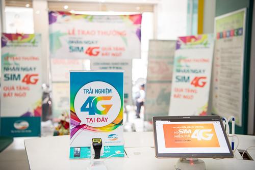 Viettel rục rịch khai trương mạng 4G