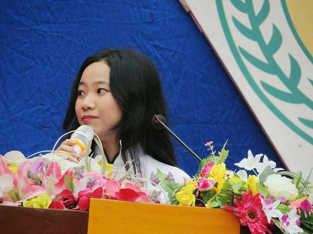 """Nữ sinh Lào Cai đầu tiên giành học bổng của ĐH """"khó nhằn"""" nhất nước Mỹ"""
