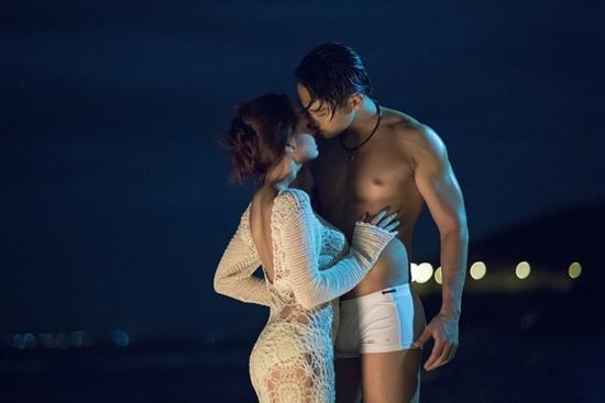 Bảo Anh, Hữu Vi, In The Night, Hồ Quang Hiếu, sexy, gợi cảm