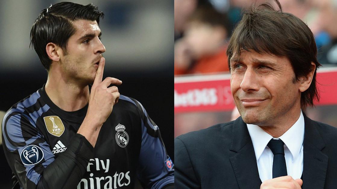 MU sắp đón James, Conte mê mẩn Morata