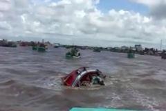 Diễn biến mới nhất vụ chìm tàu khiến hai nữ sinh tử vong