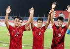 U20 Việt Nam thắng chưa thuyết phục đàn em U19