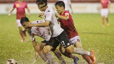 Vòng 12 Toyota V-League: Chạy lũ và trốn...thất nghiệp