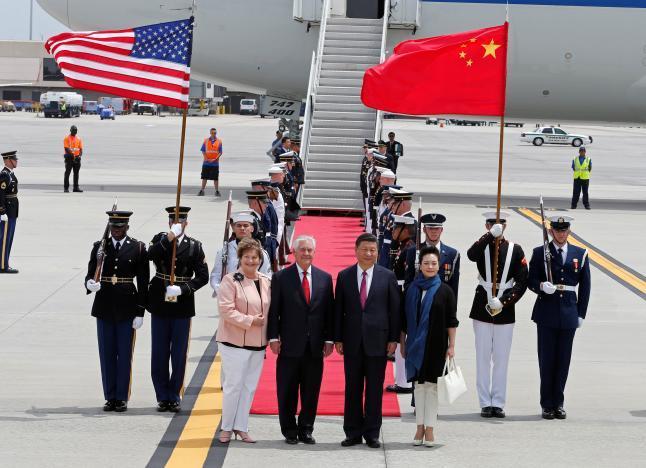 Tập Cận Bình, Chủ tịch Trung Quốc, Chủ tịch Trung Quốc Tập Cận Bình, Chủ tịch Tập Cận Bình, chuyến thăm Mỹ, Donald Trump