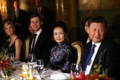 Vợ chồng Ivanka Trump ngồi ăn tối cạnh Đệ nhất phu nhân TQ