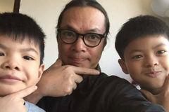 Clip cảm động của bố con nghệ sĩ Trần Lực