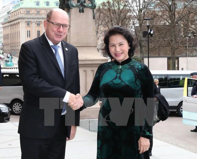 Chủ tịch Quốc hội, Nguyễn Thị Kim Ngân
