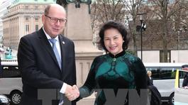 Thụy Điển ủng hộ Việt Nam ứng cử vào Hội đồng Bảo an LHQ