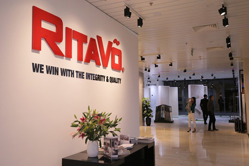 Sức hút từ thương hiệu RitaVõ