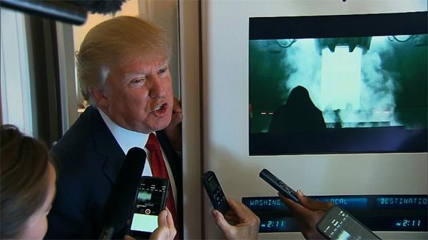 Mỹ, Syria, tên lửa Mtyx, tên lửa Tomahawk, Mỹ đánh Syria, vũ khí hóa học, Donald Trump