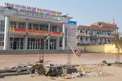 Thái Bình: Cả huyện tự tháo dỡ công trình lấn chiếm vỉa hè