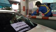 Phí qua Bến Thủy giảm 50%, dân vẫn xài tiền lẻ mua vé