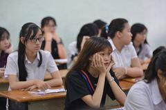Điền bao nhiêu nguyện vọng vào hồ sơ đăng ký dự thi là đủ?