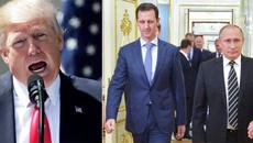 Tại sao ông Trump quay ngoắt thái độ đối với Syria?