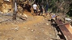 Tai nạn ở mỏ của đại gia vàng Quảng Nam, 1 người nhập viện