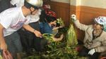 Độc nhất: Chợ phiên lan rừng bán theo cân giữa Đà Nẵng