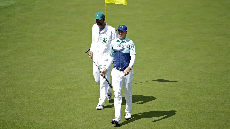 The Masters 2017, Jorrdan Spieth, Charley Hoffman, Golfer số 1 thế giới