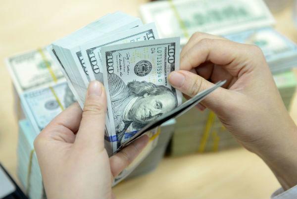 Tỷ giá ngoại tệ ngày 8/4: Liên tục biến động