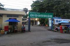 Thai phụ tử vong sau khi sinh mổ tại bệnh viện