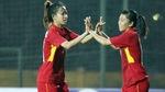 Bàn thắng cực dị của nữ tuyển thủ Việt Nam vào lưới Singapore