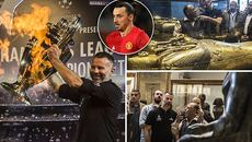 """Giggs """"điểm huyệt"""" MU, Mourinho sáng mắt"""