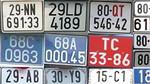 Xe ô tô sử dụng biển số giả bị phạt thế nào?