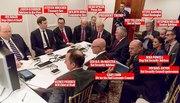 Nhà Trắng tiết lộ ảnh ông Trump theo dõi vụ nã tên lửa vào Syria