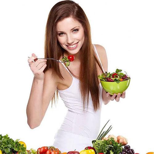 4 nguyên tắc giúp bạn tăng cân an toàn, tự nhiên