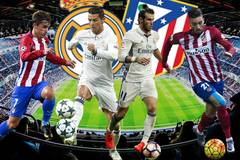 Real Madrid vs Atletico: Derby của tử thần