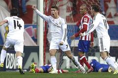 Xem 5 tuyệt phẩm của Ronaldo vào lưới Atletico