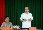 Ông Nguyễn Thiện Nhân: Tham nhũng không thể có đường lùi